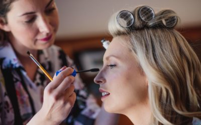 Christina | Pangdean Barn | East Sussex Bridal Makeup | Kimberley Louise Makeup